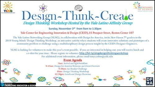 Ylng Design Thinking Workshop Yale Latino Networking Group