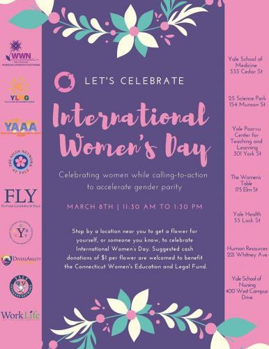 7cbc8eb933b 2019 International Women's Day | Yale Latino Networking Group
