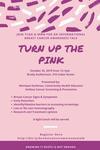 Informational Breast Cancer Awareness Talk Flyer