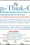 YLNG Design Thinking Workshop Flyer