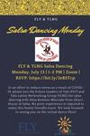 FLY & YLNG Salsa Dancing Flyer