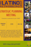 YLNG Strategic Planning Meeting Flyer