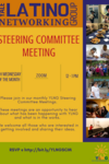 YLNG Steering Committee Meeting Flyer